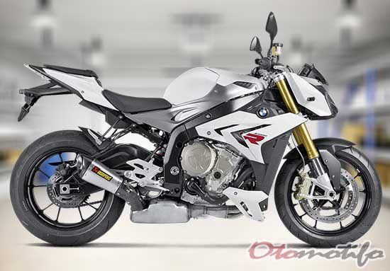 Motor BMW S1000R
