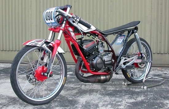 Motor Drag RX-King