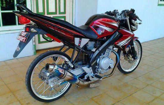 Motor Drag Vixion