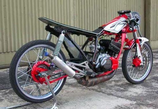 Motor Drag Yamaha RX-King