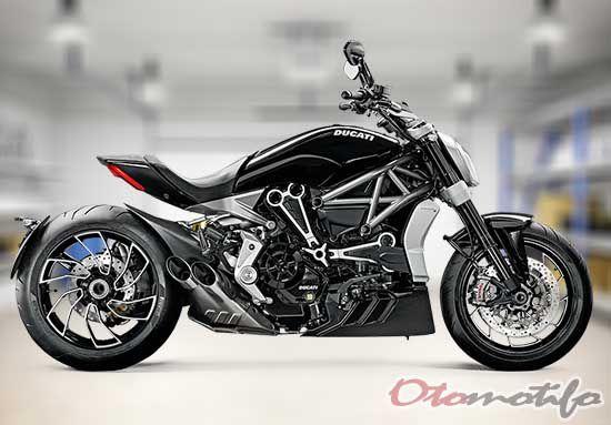 Motor Ducati XDiavel