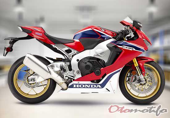 Motor Honda CBR1000RR SP