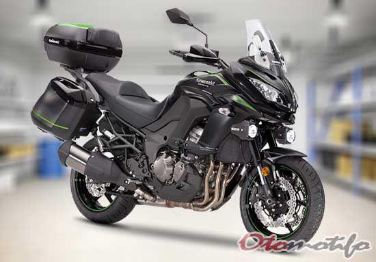 Motor Kawasaki Versys 1000