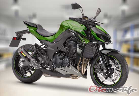 Motor KawasakiZ1000