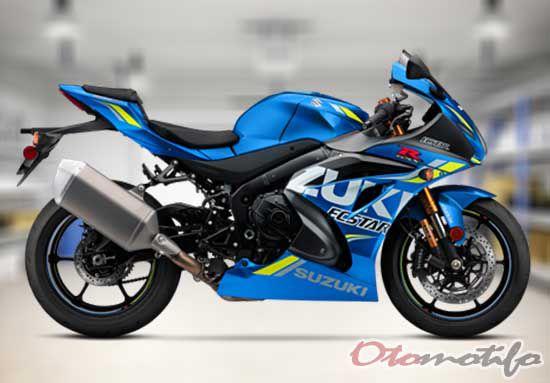 Motor SuzukiGSX-R1000R