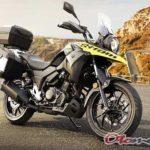 Motor Touring Suzuki V-Strom 250