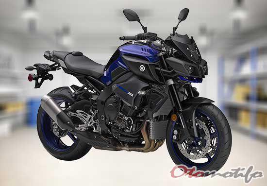 Motor Yamaha MT-10