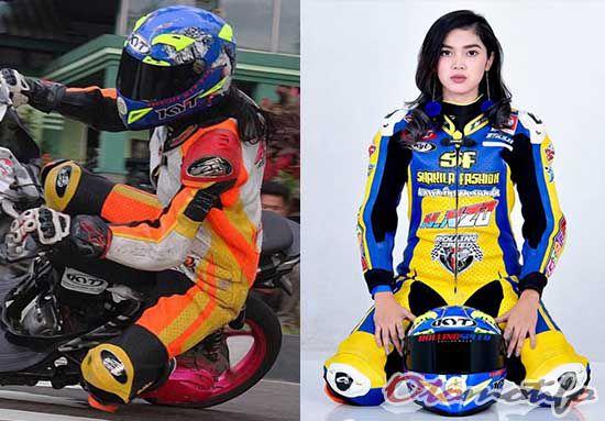 Pembalap Wanita Indonesia Tercantik