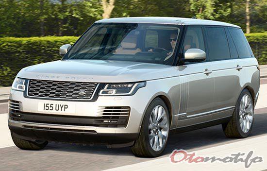 Range Rover Phev