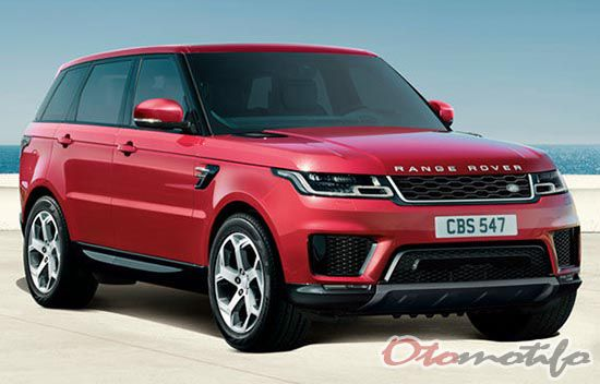 Harga New Range Rover Sport 3.0