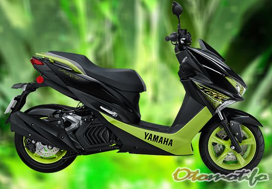 Review Yamaha Force 155
