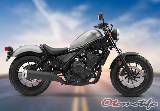 Spesifikasi dan Harga Honda Rebel 500