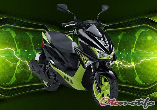 Spesifikasi dan Harga Yamaha Force 155