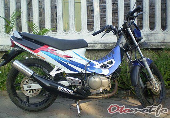 Suzuki RK Cool 110