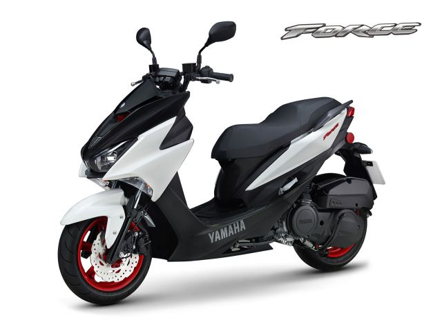 Warna Yamaha Force 155