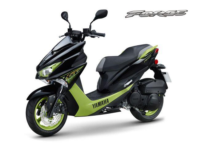 Warna Yamaha Force 155