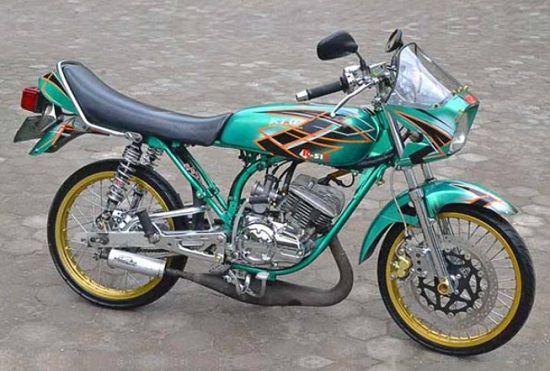 Yamaha RX-King Drag