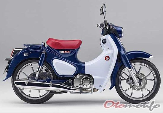 Desain Honda Super Cub C125