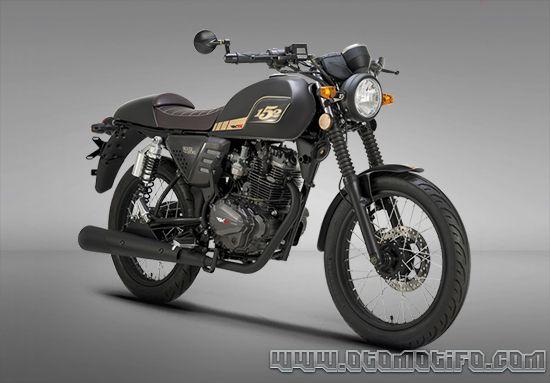 Fitur Benelli Motobi 152