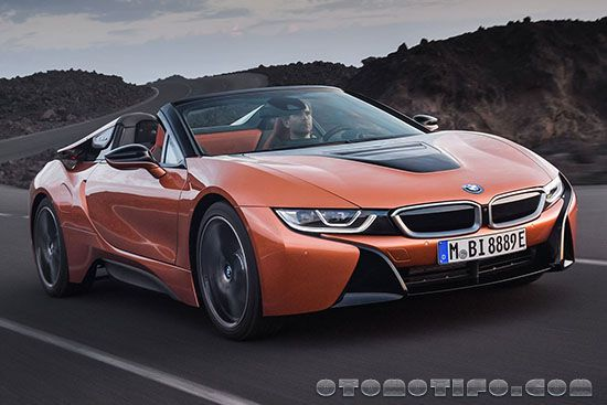 Gambar BMW i8 Roadster