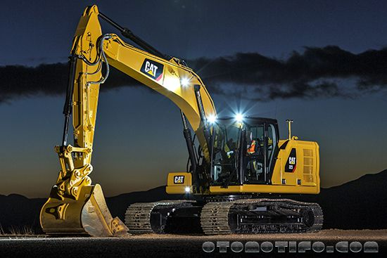 Gambar CAT 320 Excavtor Transformers