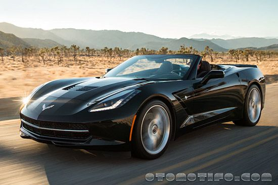 Gambar Chevrolet Corvette Stingray Transformers