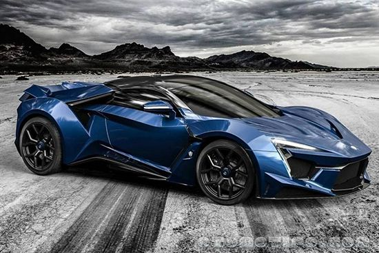 Gambar Fenyr SuperSport