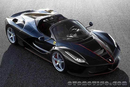 Gambar FerrariLaFerrari Aperta