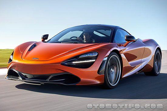Gambar McLaren 720S