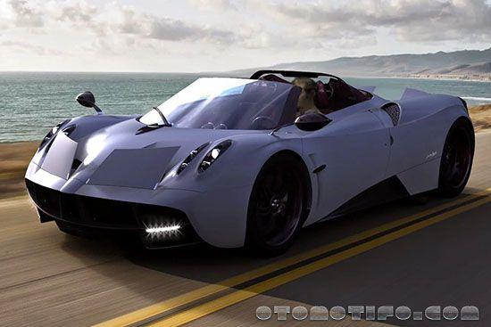 Gambar Pagani Huayra RoadsterConvertible