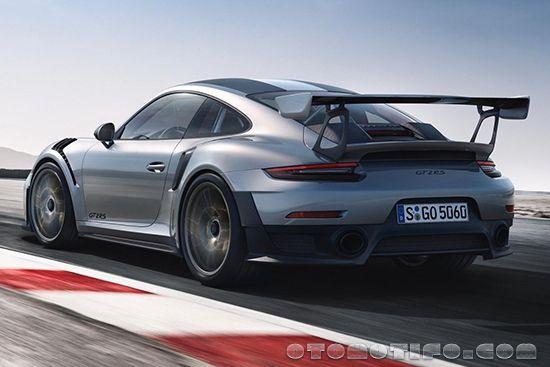 Gambar Porsche 911 GT2 RS