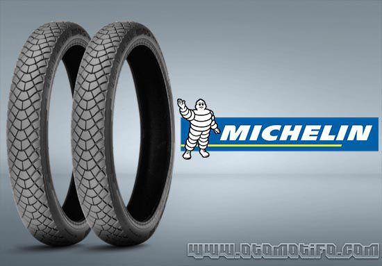 Harga Ban Motor Michelin M85