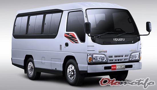 8 Harga Isuzu Elf Microbus 2019 Untuk Travel dan Rental