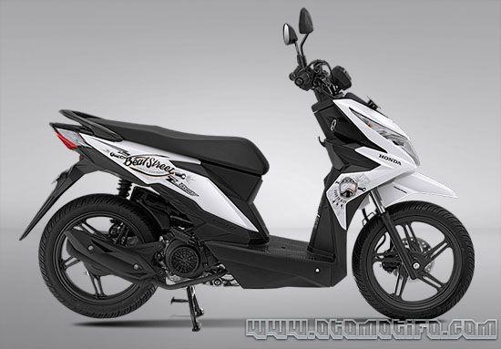 Harga Motor Matic Honda BeAT Street eSP