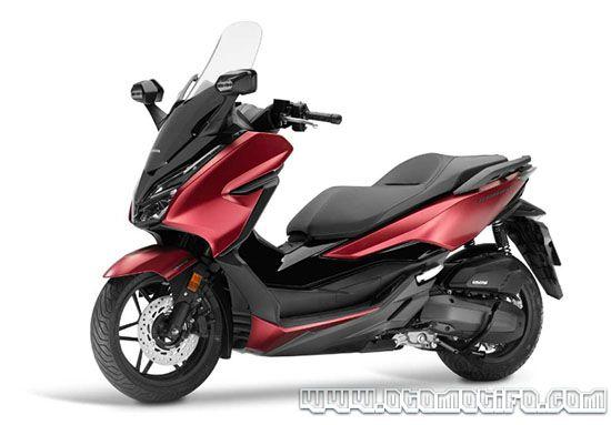 5 Motor Honda Terbaru 2019