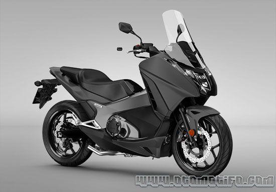 Harga Motor Matic Honda Integra