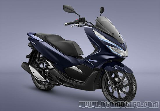 Harga Motor Matic Honda PCX Hybrid