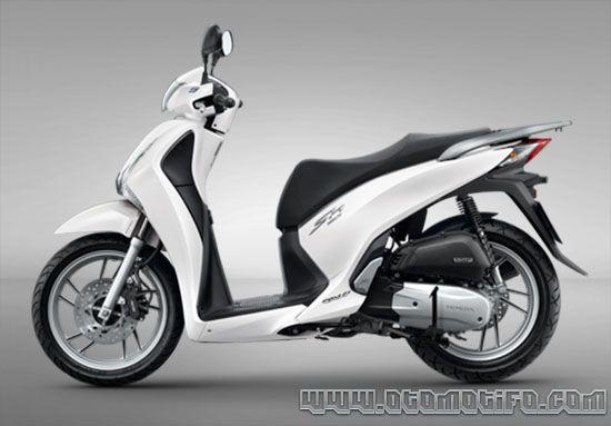 Harga Motor Matic Honda SH150i