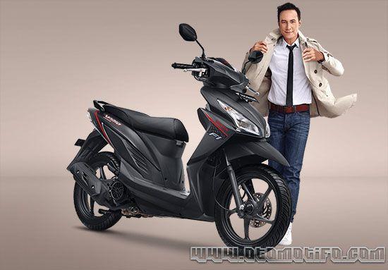 Harga Motor Matic Honda Vario eSP