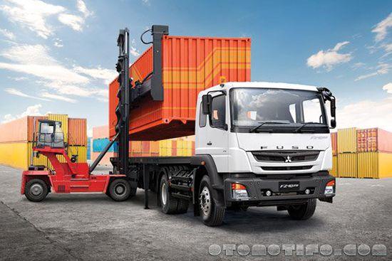 Harga Truck Mitshubishi Tracktor Head