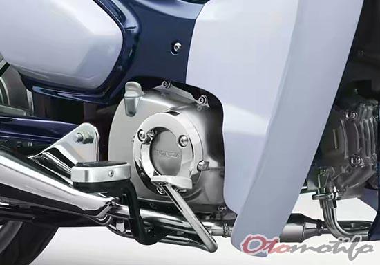 Mesin Honda Super Cub C125