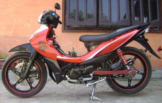 Modif Jupiter Z Racing