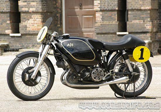 Motor AJS Porcupine