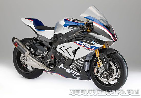 Motor BMW HP4 Race Standard
