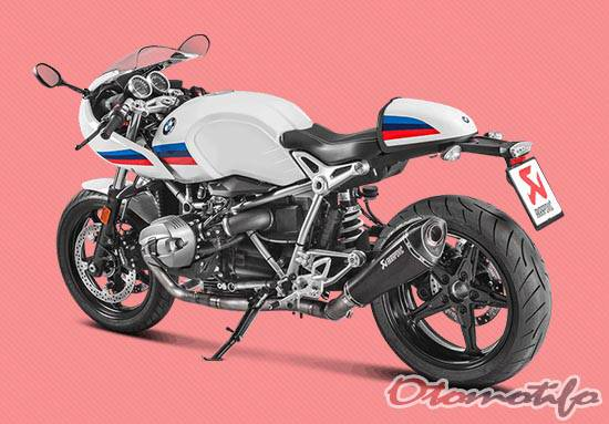 Motor BMW R Nine T Cafe Racer