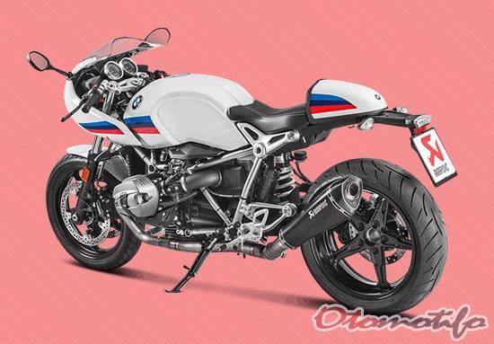Motor BMW R Nine T Cafe Racer