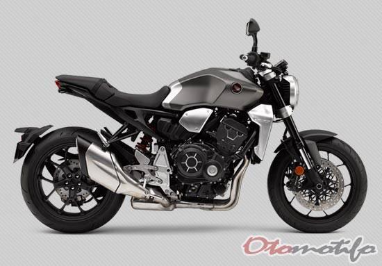 Motor Cafe Racer Honda CB1000