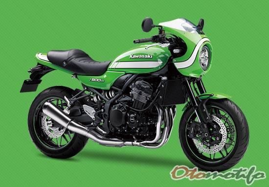 Motor Cafe Racer Kawasaki