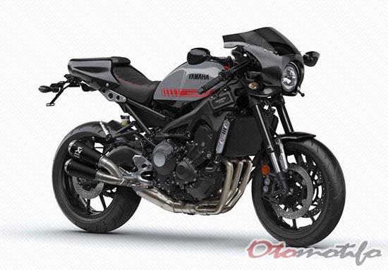 Motor Cafe Racer Yamaha XSR900 Abarth