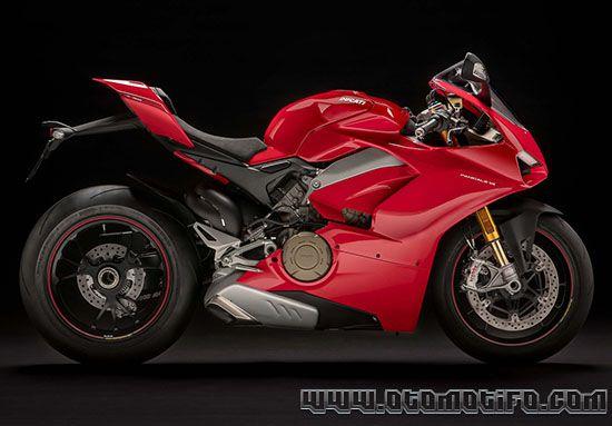 Motor Ducati Panigale V4